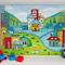 Toon Town 40 cm x 30 cm Canvas Nursery Boys Bedroom