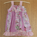 Pink Fairy Knot Dress. Size 2