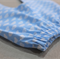 toddler pants - clouds cotton pastel blue white 1-2, 2-3 years