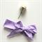 Lilac topknot - headband, baby, girl, head wrap, hair