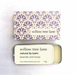 Lavender and Honey Natural Lip Balm
