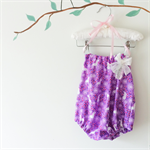 Unicorn Sparkly Baby Girl Playsuit size 1 - romper