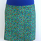 Feathers ladies skirt with stretch waistband