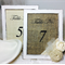 Table number frames, Wedding table numbers, Vintage style table frames, wedding