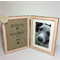 Photo Frame with quote for Dog, 4x6 pet picture frame, Double frame