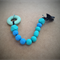 Dummy Clip Teether Toy