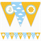 DIY Party - Printable bunting for Sunshine Party.