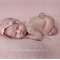 Newborn Lace Bonnet / Newborn Photography Prop / Cream Lace Tulle Bonnet