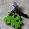 Looney Tunes Dummy/Teether Clip and Train Teether Set