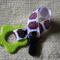 Queensland Maroons Teether/Dummy Chain