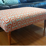 Brand-new-Hand-made-Ottoman/Table