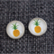 Pineapples ~ Stud Earrings