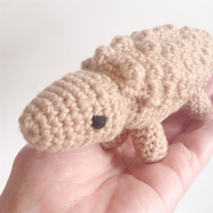 Crochet Dino Ankylosaurus Ditto Crafts Madeit