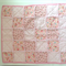 Rosey Posey Bassinet/Pram Quilt