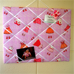 Ribbon/Memo Board
