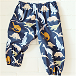 baby boy harems | blue dinosaur | play pants