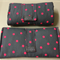 Nappy wallet and waterproof change mat set