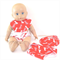 Two Baby Doll Nappies, Two Baby doll Bibs