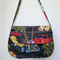 Small Retro Bag - Rockabilly Hot Rod