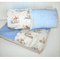 """Vintage Style """"Winnie the Pooh"""" Cot Quilt"""
