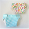 Two Baby Doll Nappies, Doll Clothing