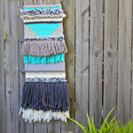 Hand Woven Wall Hanging Large