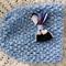 Baby boys crochet beanie