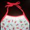 Cherry Ripe Halter Playsuit