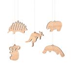 Australian Animal Ornaments