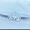 Gorgeous Crown Tiara Silver Baby Girl Childs Headband