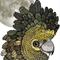 Black Cockatoo Moon - A4 Giclée art print on HAHNEMUHLE photo rag paper