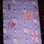 'Frozen' Hair Clip Board / Hair Clip Tidy / Hair Clip Organiser