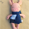 """Soft Toy Pig """"Peter"""""""