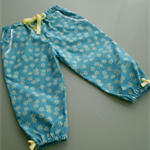 'Yellow Daisies' Harem Pants
