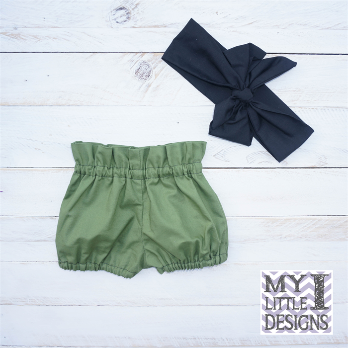 high waisted shorts designs - photo #29