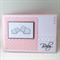 Baby Girl Card - Hippo