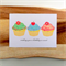 Female Birthday Card| Birthday Cards for Her|Cupcakes|FBDAY004