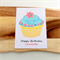 Cupcake Birthday Card| |Cupcakes|Personalise with name| KIDS001
