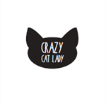 Crazy Cat Lady -  wall decor