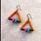Winter Colour Earrings
