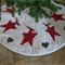 Christmas Tree Skirt  -  'COUNTRY STARS'