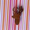Oh ! Deer Brooch