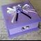 Keepsake Box Lilac