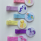My Little Pony Boutique Girls Lined Hair Clips