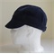 Navy Corduroy Cap with Pirate Lining- Kids Small