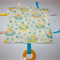 TAGGIE BLANKET WITH TEETHER - DUCK