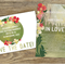 Digital Wedding Invitation - 'Floral Beauty'