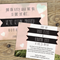 Digital Wedding Invitation - 'Love Is Awesome'