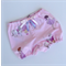 Adorable Pink Belle and Boo Shorties Nappy Cover