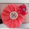 Chiffon princess headband